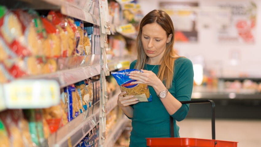 Additifs alimentaires : ceux qu'il faut apprendre à repérer quand on fait ses courses