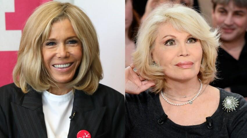 Brigitte Macron : le conseil surprenant d'Amanda Lear pour paraître plus à son avantage