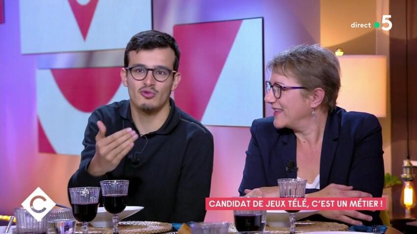"""""""Le Quiz des champions"""" : Paul El Kharrat révise-t-il avant de participer à des jeux TV ?"""