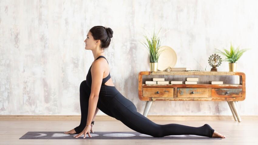 Yoga pour maigrir : 10 positions pour brûler un maximum de calories