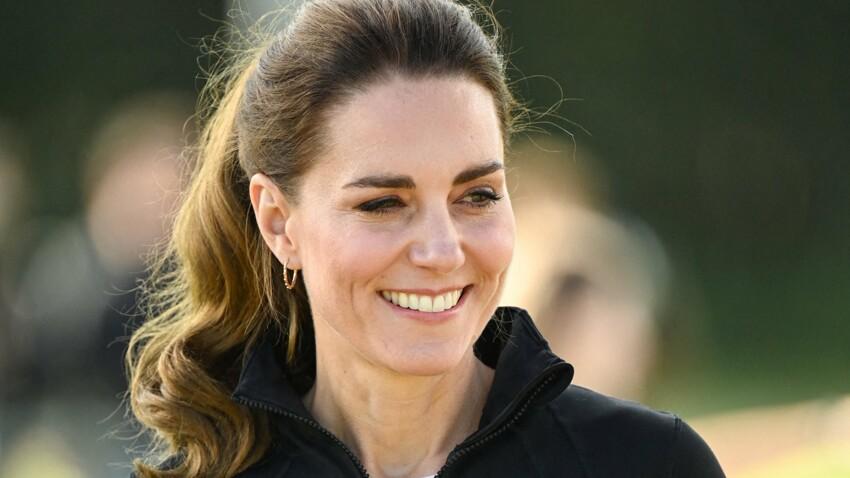 Kate Middleton à nouveau enceinte ? Ce geste inhabituel qui intrigue