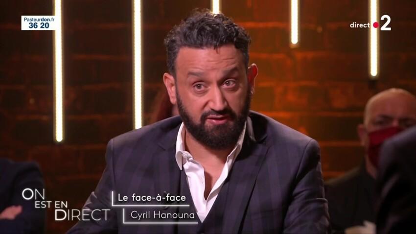 Cyril Hanouna méfiant : son avis tranché sur le vaccin contre la Covid-19