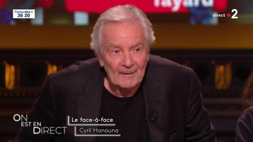 """Pierre Arditi en colère après les propos de Cyril Hanouna : """"Ça m'emmerde, voilà"""""""