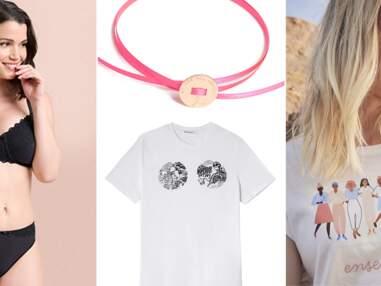 Octobre Rose et cancer du sein : les marques de mode s'engagent