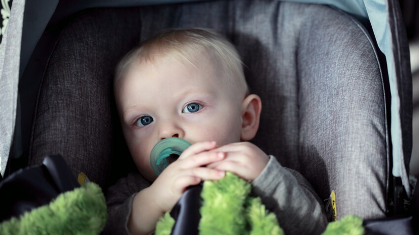 Une étude américaine alerte sur les dangers des sièges-auto pour la santé des enfants