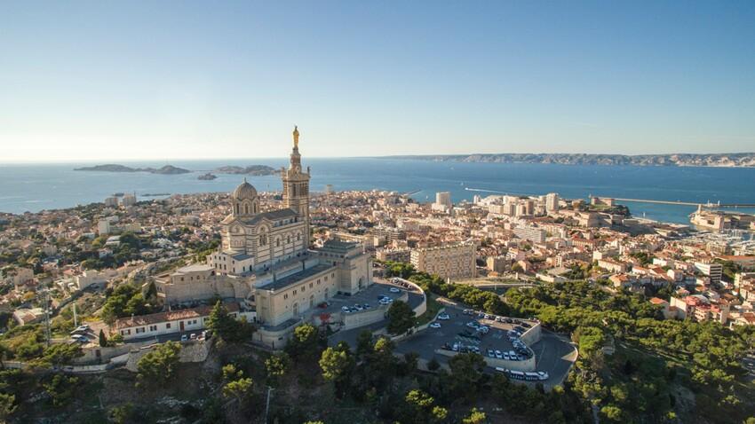 Marseille : visite guidée de la la cité phocéenne
