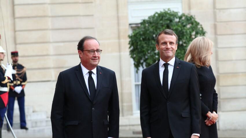 Emmanuel Macron : cette mise en garde faite par François Hollande