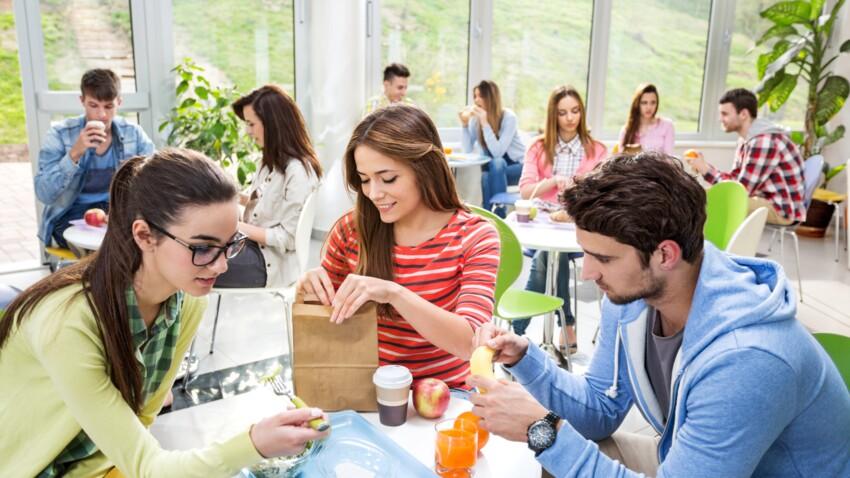 Des titres-restaurants pour étudiants, une bonne idée?