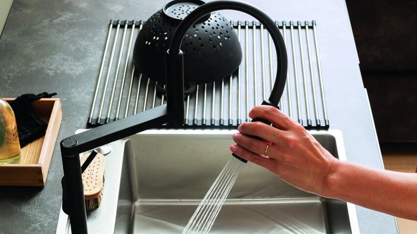 Nos conseils pour bien choisir le robinet mitigeur de ma cuisine