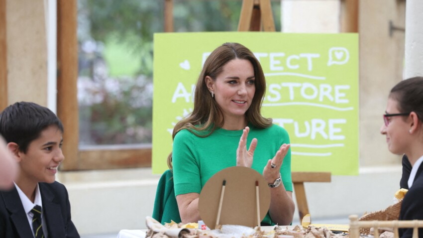 Kate Middleton : son discours très attendu en Angleterre