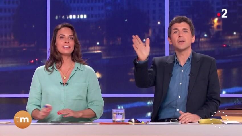 """Thomas Sotto adresse un message très personnel à son papa en direct dans """"Télématin"""""""