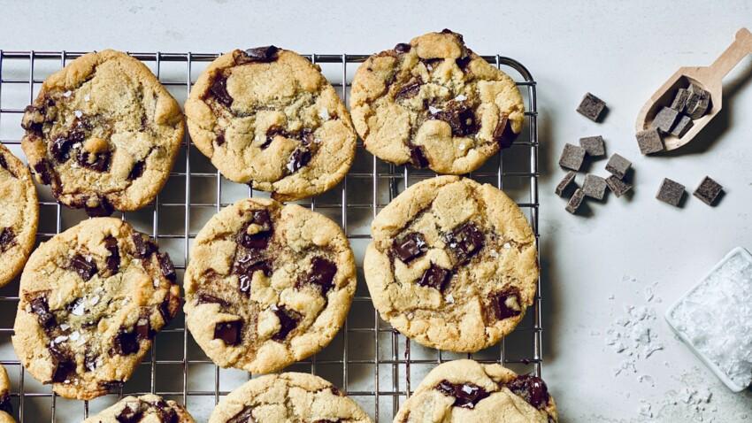 Cookies sans levure : nos conseils pour une recette légère et savoureuse