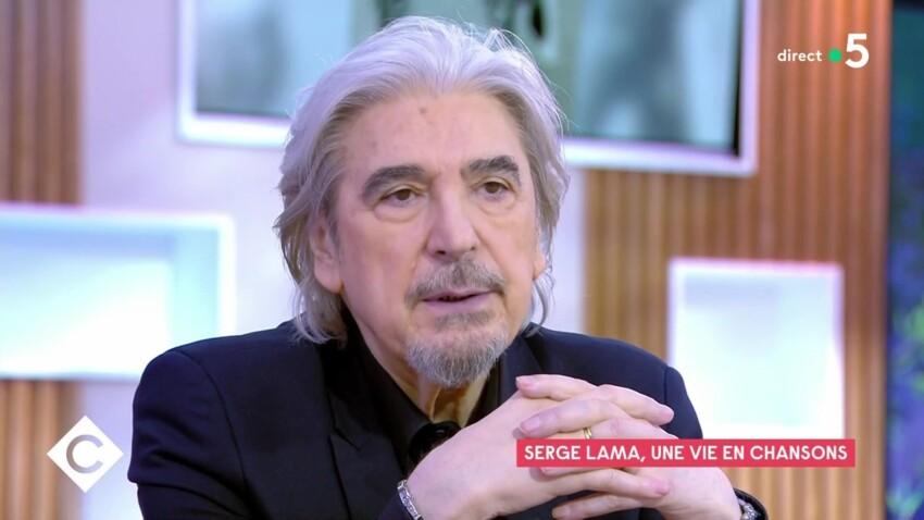 """Serge Lama : cette douloureuse histoire d'amour qui a inspiré la chanson """"Je suis malade"""""""