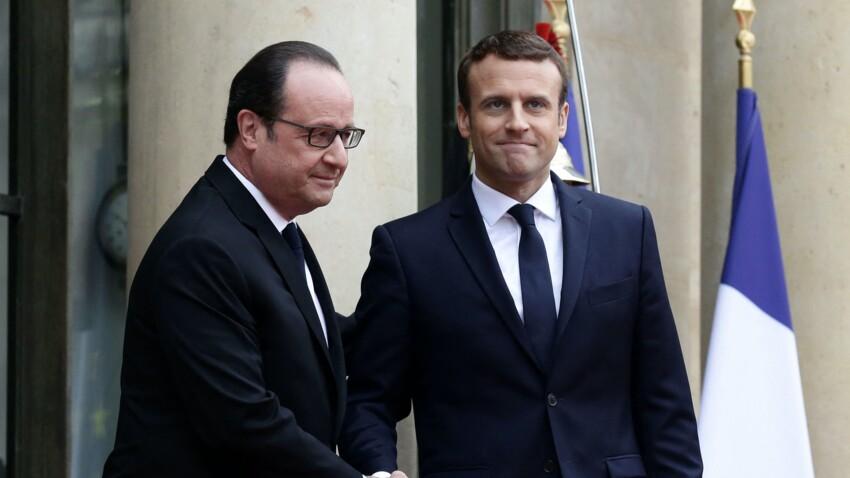 """Emmanuel Macron : ce SMS brutal pour signer sa """"rupture"""" d'avec François Hollande"""