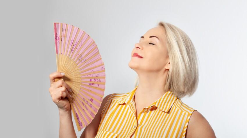 Bouffées de chaleur : on sait ce qui les favorise (et on peut y remédier !)