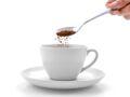 Café soluble : il est bon pour le cœur aussi !