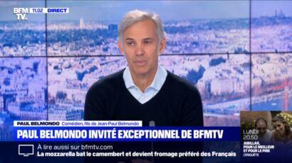 Mort de Jean-Paul Belmondo : les confidences de son fils Paul sur ses derniers jours auprès de sa famille