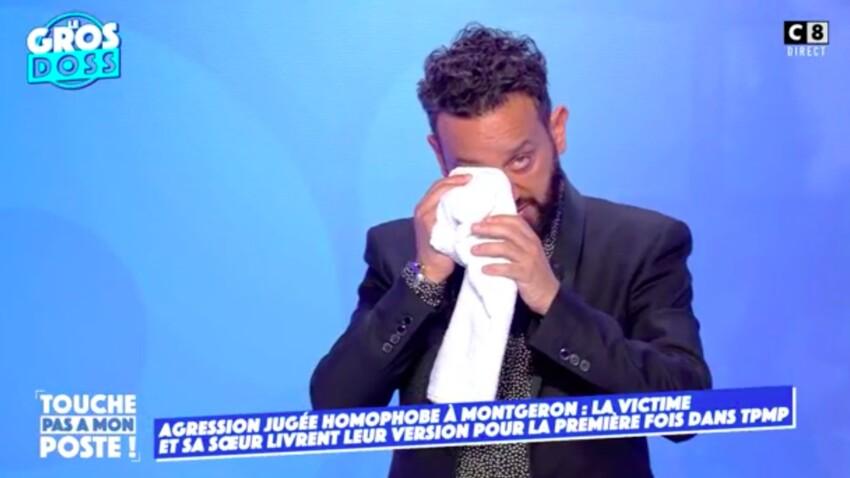 Cyril Hanouna en larmes : ce témoignage qui l'a bouleversé