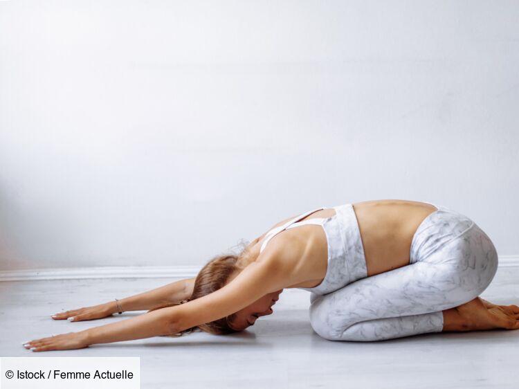 Épaules, lombaires… 5 exos pour relâcher les tensions efficacement
