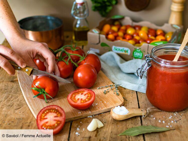 5 recettes délicieuses à conserver pour manger des tomates toute l'année