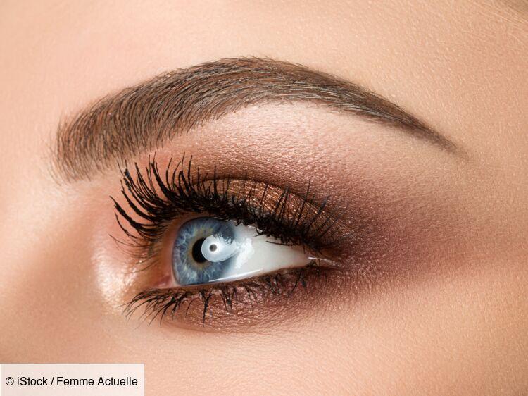 Under-eye : découvrez la nouvelle manière originale d'appliquer son fard à paupières