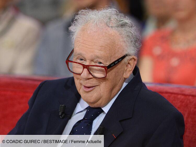 """Philippe Bouvard, 91 ans : """"Ma raison de vivre"""", l'animateur ferme définitivement la porte à la retraite"""