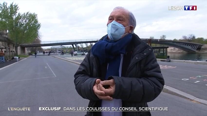"""Une """"sortie de crise"""" à mi-mai2021 ? Le professeur Jean-François Delfraissy la prévoit plutôt... en 2022"""