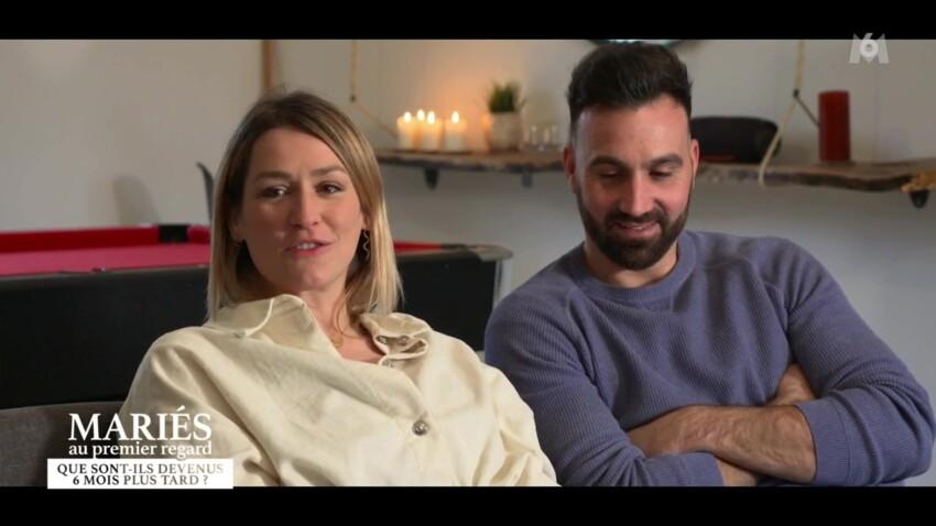 """Laure (""""Mariés au premier regard"""") enceinte de Matthieu : le couple révèle le sexe du bébé !"""