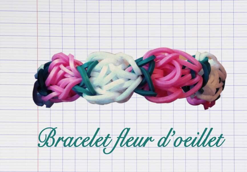 Le bracelet Fleurs d'Oeillets