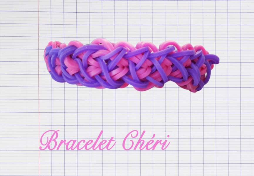 Le bracelet Chéri