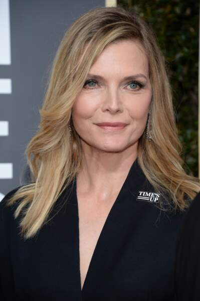 Michelle Pfeiffer, 60 ans