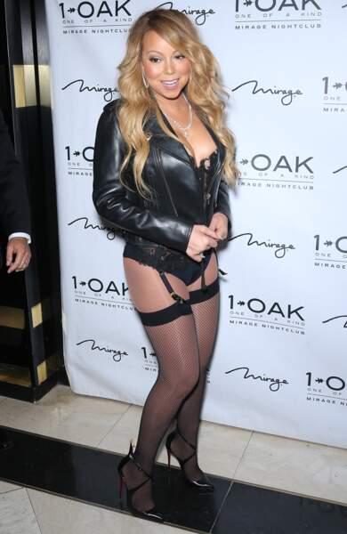 ...Mariah Carey