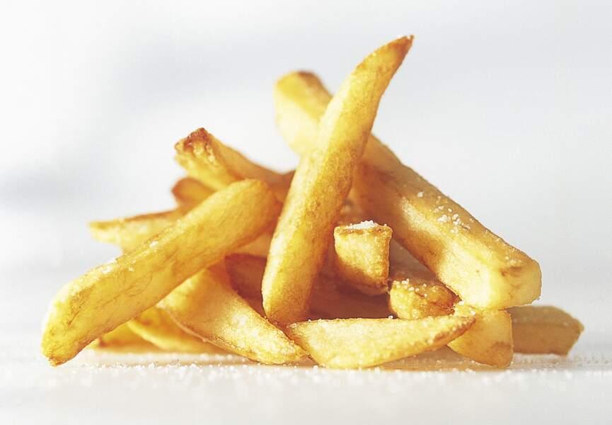 Miam... les frites belges !