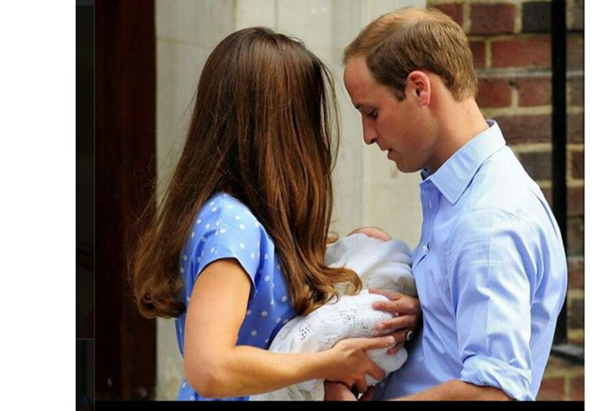 Passation de bébé royal