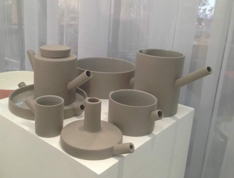 Le grand retour de la céramique