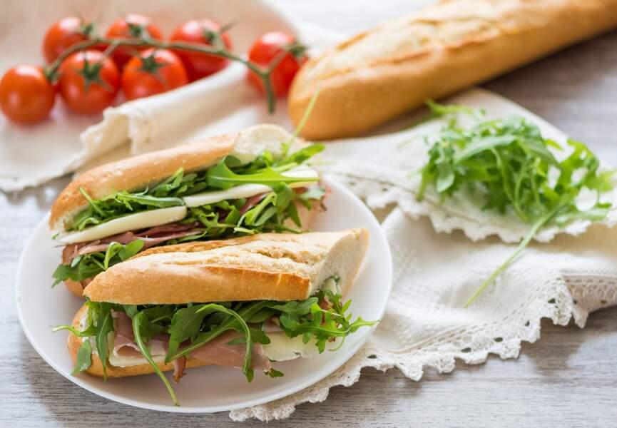 Sandwichs des gourmets
