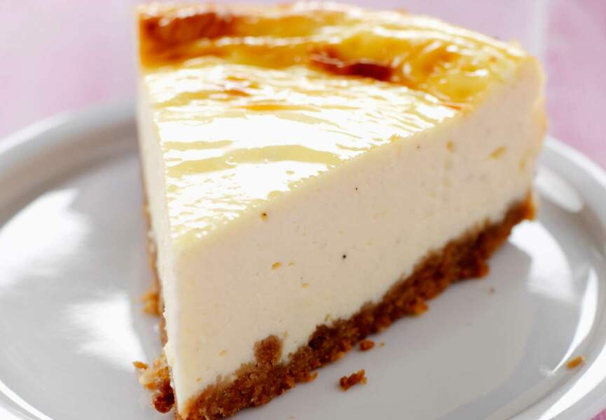 Cheesecake aérien