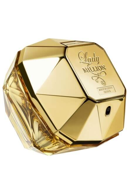 Extravagance assumée avec Lady Million