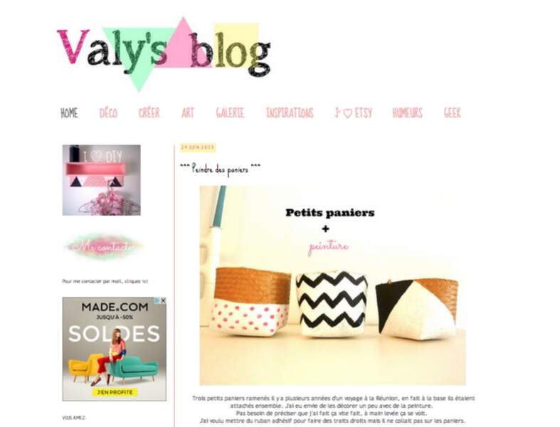 Valy's blog