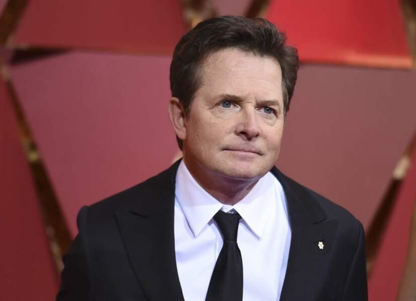 Michael J. Fox, atteint de la maladie de Parkinson