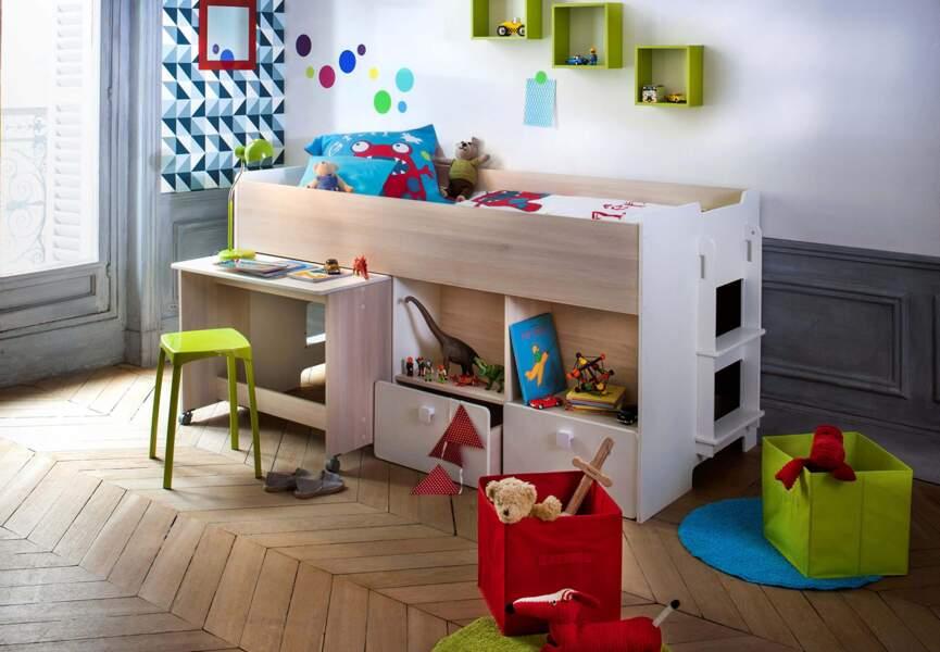 Des meubles compacts