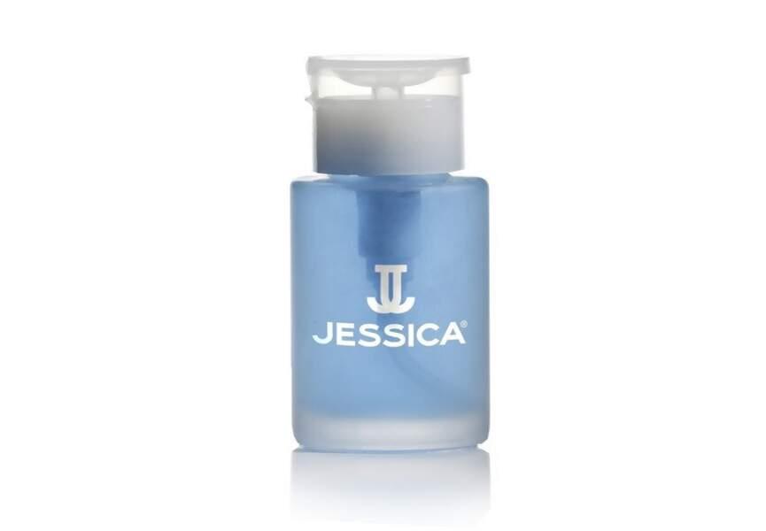 Le Flacon pompe Glass Pump Dispenser Jessica