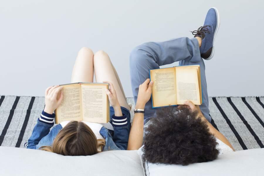 Une lecture érotique