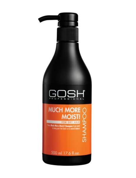 Crinière de rêve : le shampooing hydratant Gosh !