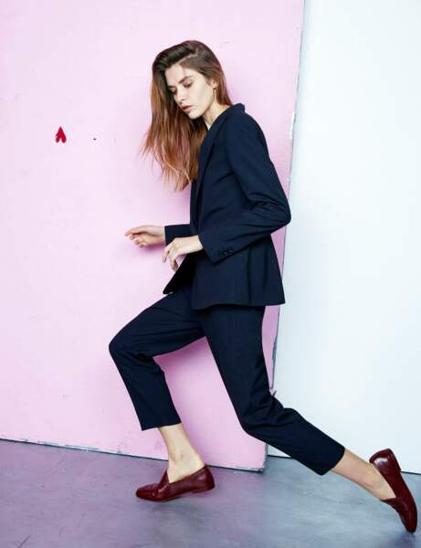Pantalon de tailleur : élégant
