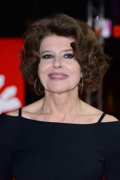 Fanny Ardant, 69 ans