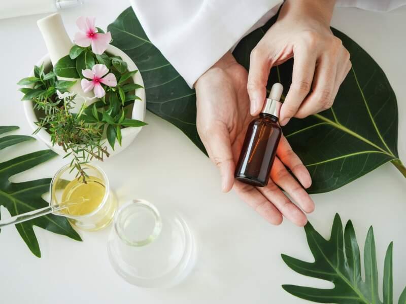 L'huile essentielle de Thym à Linalol