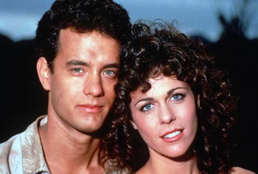 Tom Hanks et Rita Wilson...
