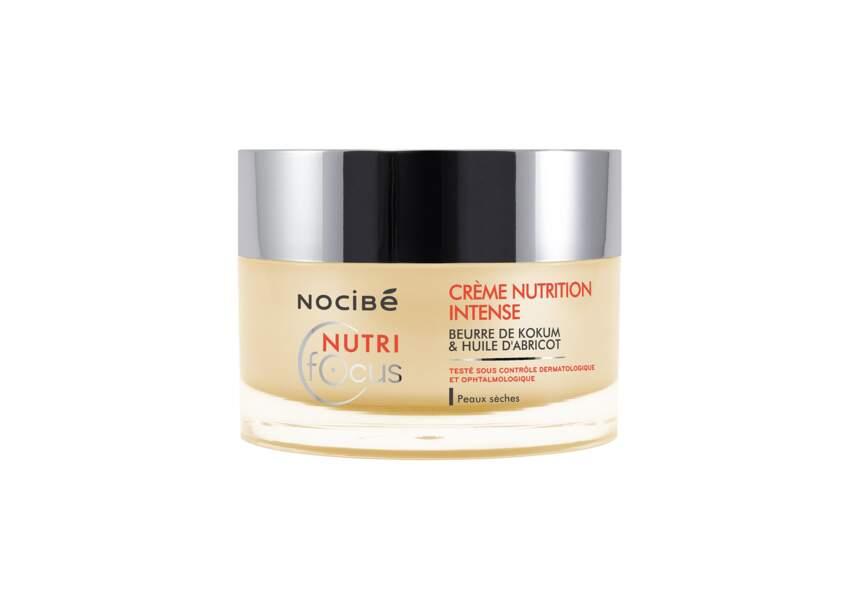 La Crème nutrition intense Nutri Focus Nocibé