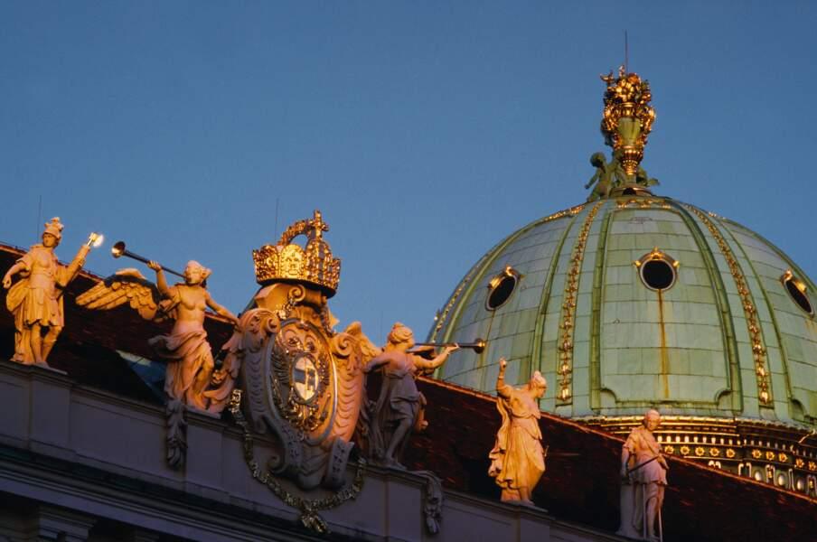 Palais impérial la Hofburg
